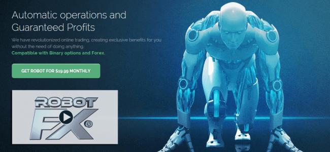 RobotFX Trade