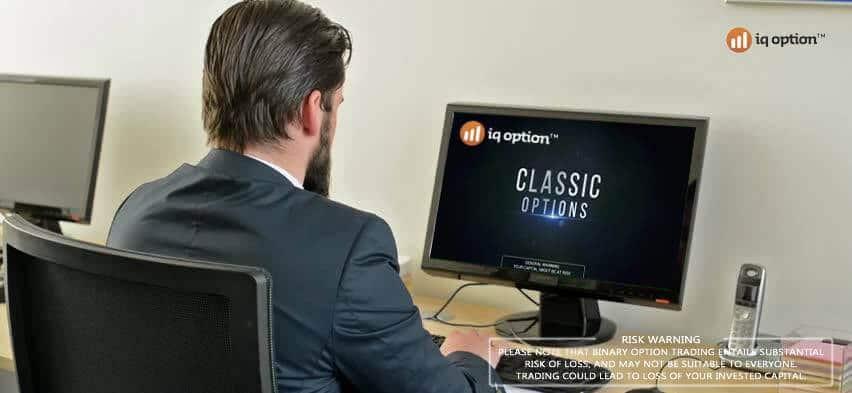 Classic Options at IQ Option