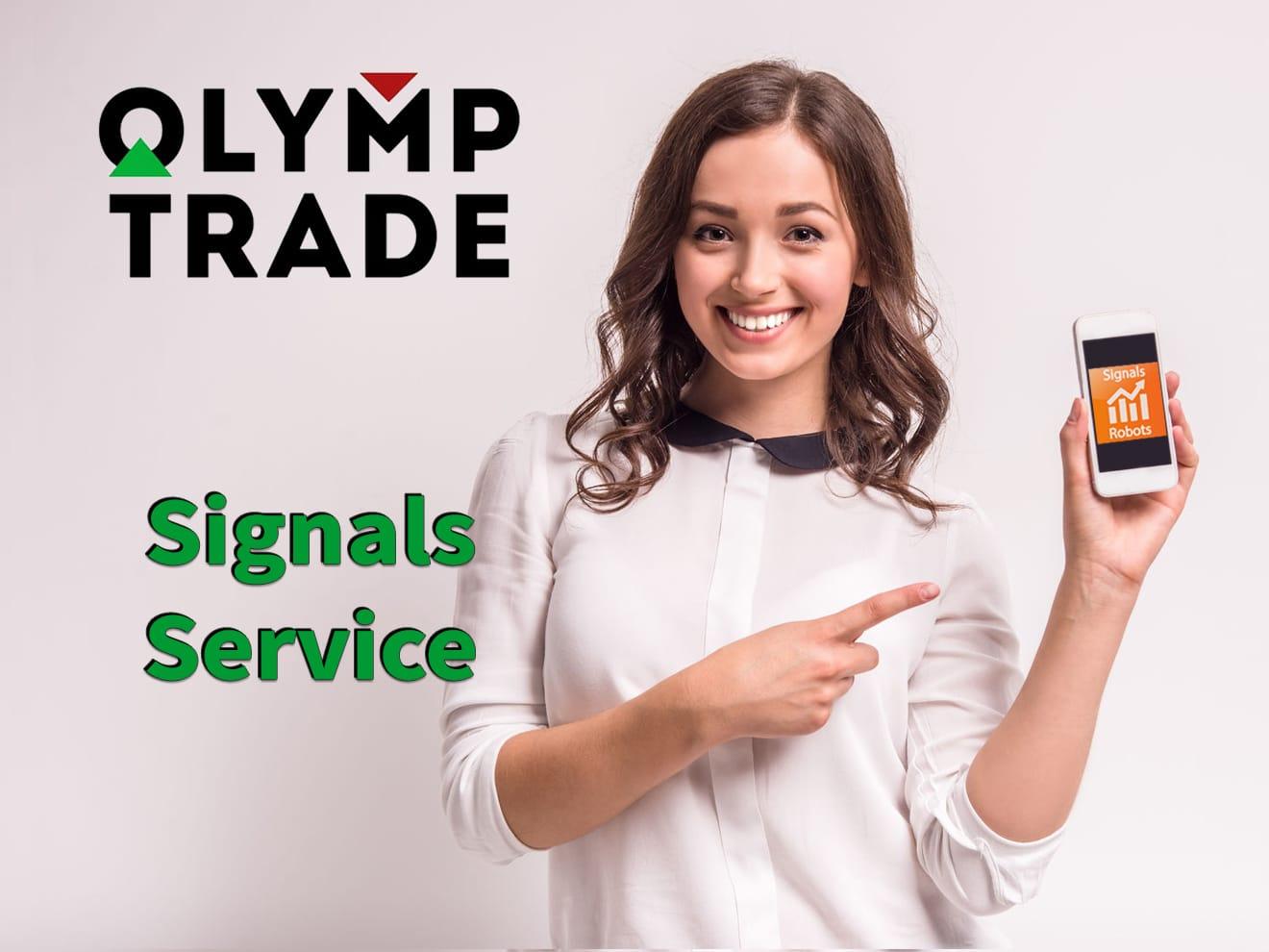 Olymp Trade Signals